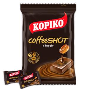 Kopiko, Kaffekaramell från Java