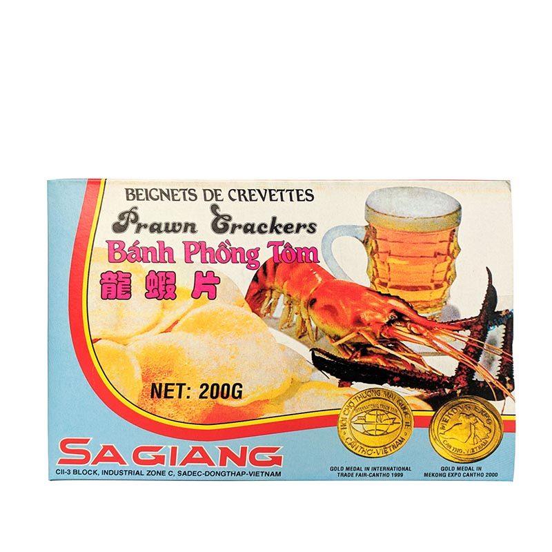 räkchips sa giang prawncrackers