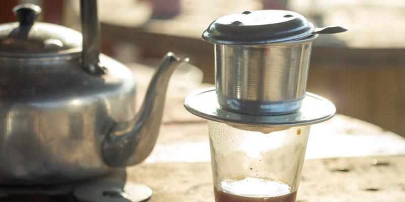 vietnamesiskt kaffe