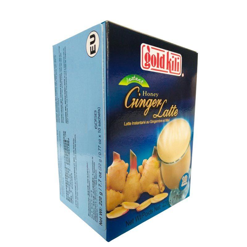 ingefaralatte-honung gold kili