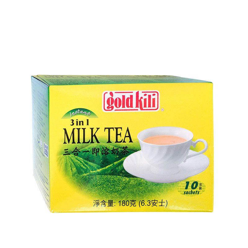 milke tea hong kong