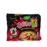 Hot Chicken Ramen Stew, Samyang