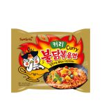Hot Curry Chicken, Samyang