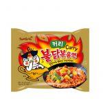 Hot Curry Chicken, Samyang