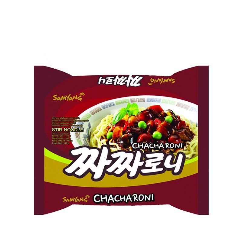 Chinese Soybean Ramen Chacharoni samyang