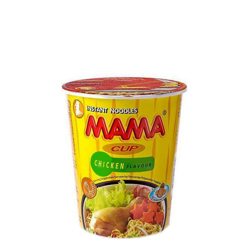 Nudelkopp-Kyckling-Mama