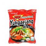 Yukgaejang (Hot Mushroom Samyang)