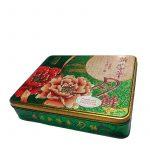Mooncakes i Box 4st – Röd Bönröra UTAN ägg