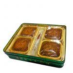 Mooncakes i Box 4st – Röda Bönor