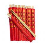 Chopsticks med Instruktioner 10st