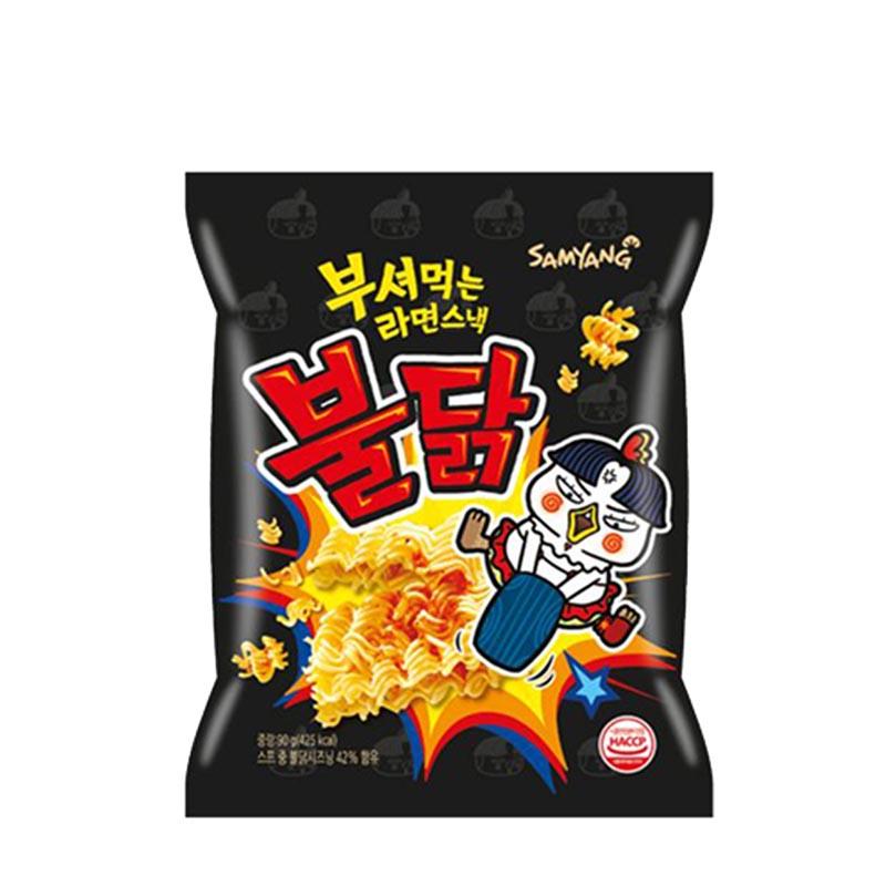 Hot Chicken Ramen snacks Smyang