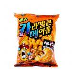 Caramel Corn Maple Snacks