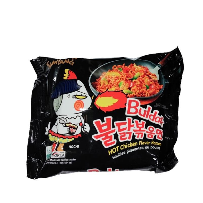 Hot Chicken Ramen, Samyang