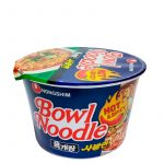 Instant Noodle Bowl Hot & Spicy