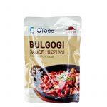 CJW Bulgogi Sauce