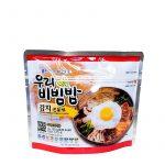 Easy Bibimbap (Kimchi)