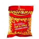 Nagaraya Jordnötter (Hot & Spicy)