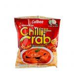 Calbee Chips, Krabba & Chili