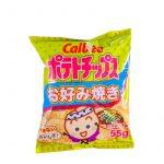 Calbee Chips, Okonomiyaki