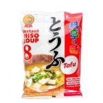 Misosoppa Tofu (8 portioner)