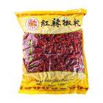 Torkade Röda Chilis, Tien Tsin 1kg